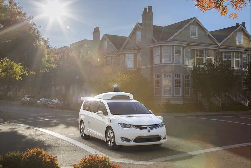 Self-Driving Cars Are on a Path to Change Suburbs