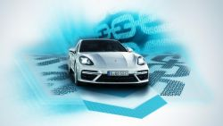 Porsche Will be the First Automaker to Utilize Blockchain Technology in Cars