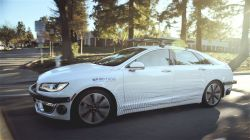 SF Motors Launches its Autonomous Research Vehicles on Silicon Valley Streets