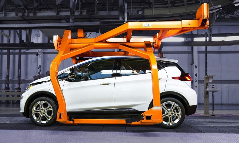 GM Ramping Up Production of the Bolt in Push Towards its Electric Future