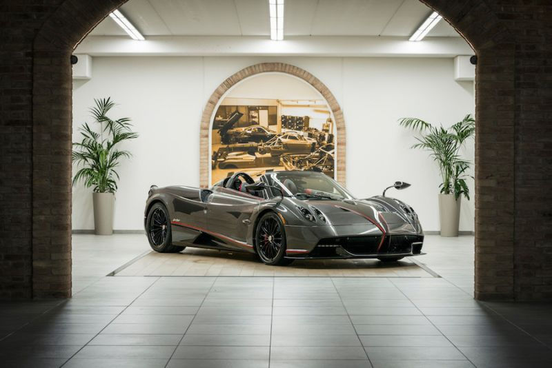 Tiny Italian Supercar Automaker Pagani Plans to Unveil an EV in 2025