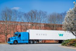 Waymo Launching Self-Driving Trucks in Atlanta