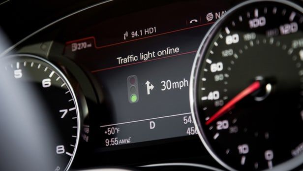March News Of The Day Audi Expands Traffic Light - Day audi