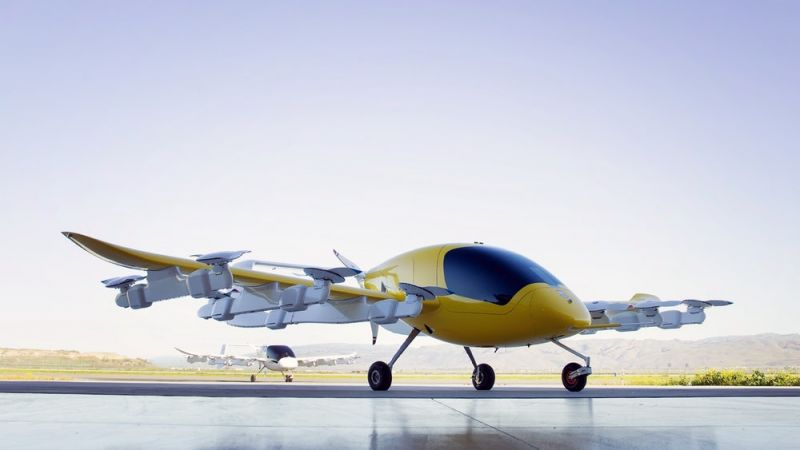 Kitty Hawk's Flying Taxi Cora Undergoes Trials in New Zealand