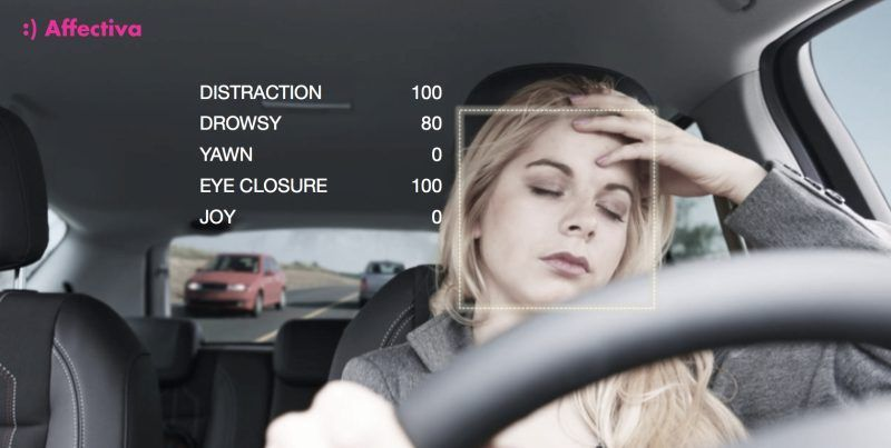 Affectiva Launches Automotive AI Software to Track the Emotional State of Passengers