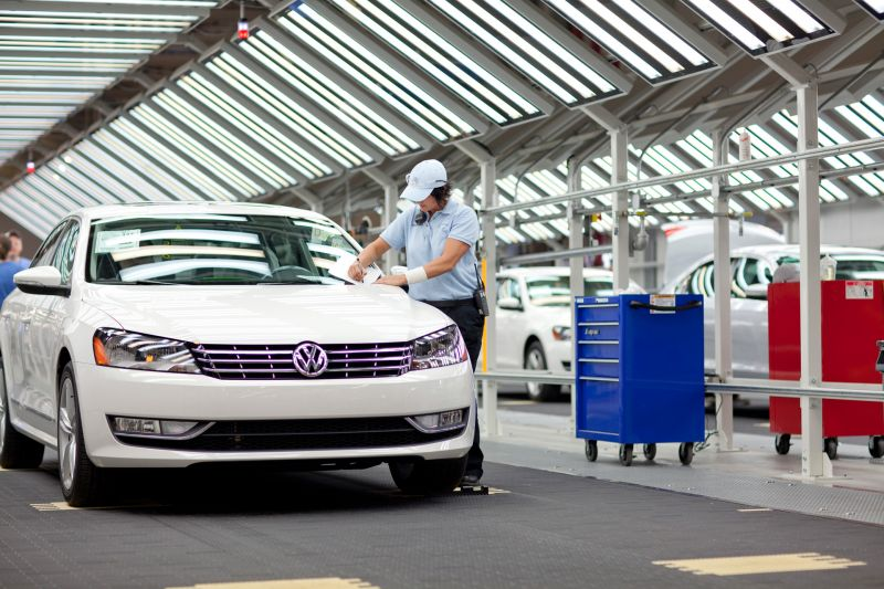Volkswagen Commits $25 Billion to Battery Supplies for EVs