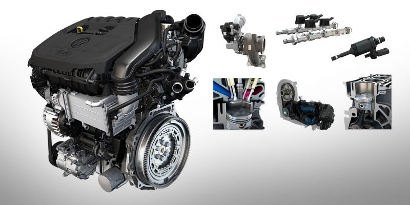 VW's 1.5L TSI Engine Touts Diesel Efficiency without the Cost