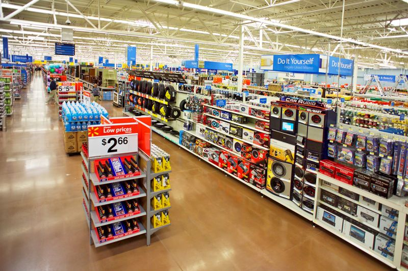 Walmart Files Patent for Customer-friendly Drones