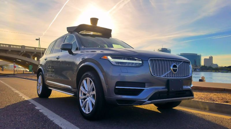 Experts Claim Uber's Autonomous Crash Was Avoidable