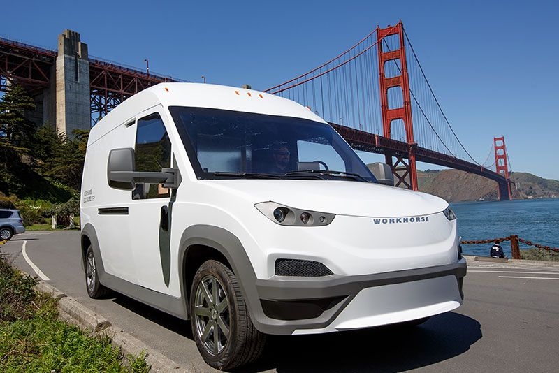 Workhorse Group to Deploy N-Gen Electric Delivery Vans in San Francisco