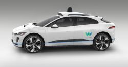 Waymo Teaming up With Honda on Autonomous Vehicle