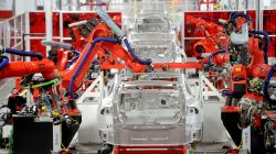 Tesla Misses its Model 3 Targets, Still Hits Record Production Numbers