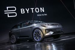 BYTON Announces Opening of Los Angeles Future Lab & Key New Hires