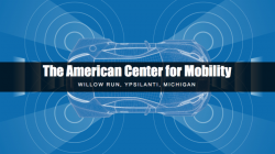 The American Center for Mobility Autonomous Test Site Opens in Michigan, Partners With Microsoft