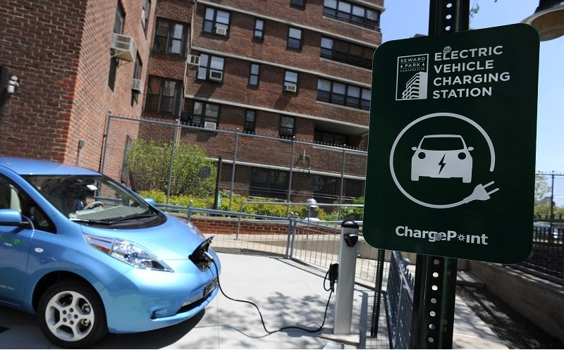 Sixteen Major Automakers form Alliance to Promote Sales of Electric Vehicles