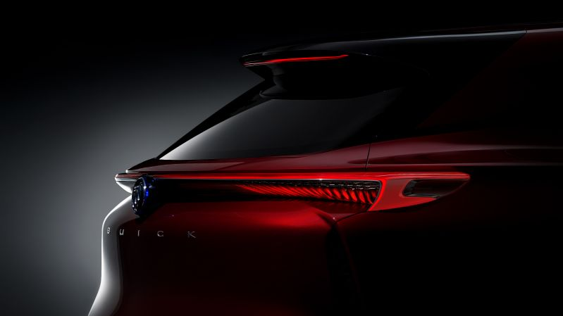 Buick Enspire Electric Concept SUV to Debut in China on April 17