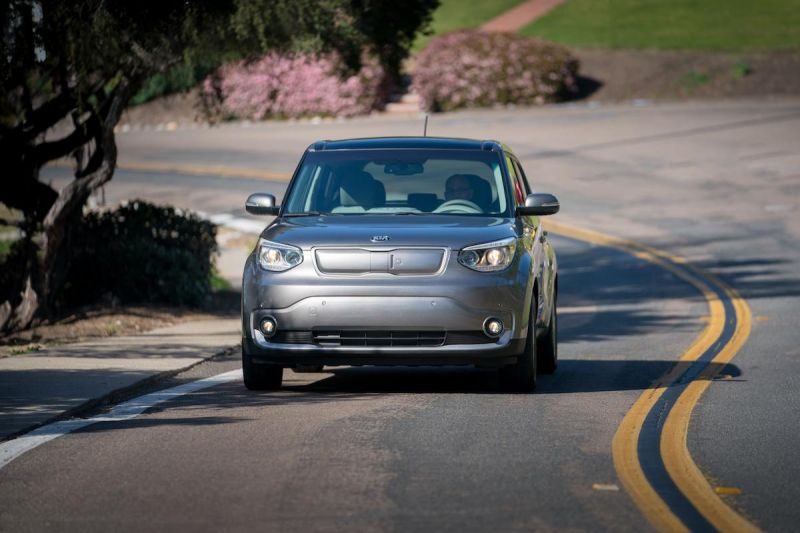 ​Kia Motors Develops Wireless Charging System for the Soul EV
