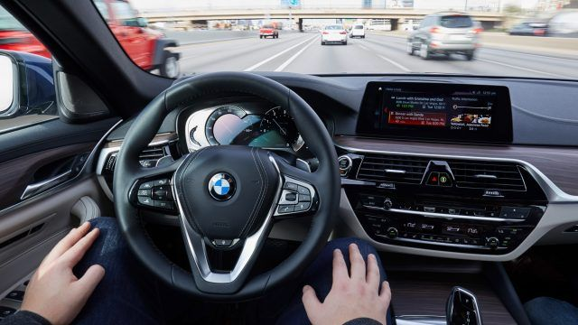 BMW Opens its New Campus Dedicated to Autonomous Driving