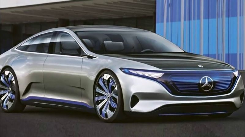 Mercedes Benz Plans New EQ S Electric Sedan