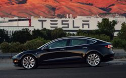Tesla Model 3 Crowned Best-Selling EV in America