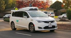 Waymo Applies for California's New Driverless Testing Permit