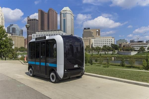 Protean Electric and LM Industries Partner on Self-Driving Electric Shuttle Olli