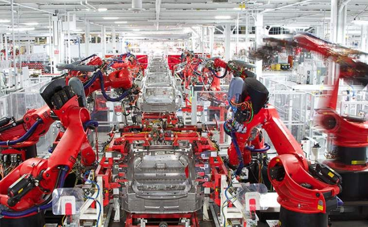 Tesla Halts Model 3 Production, Elon Musk Admits Missteps with Automation