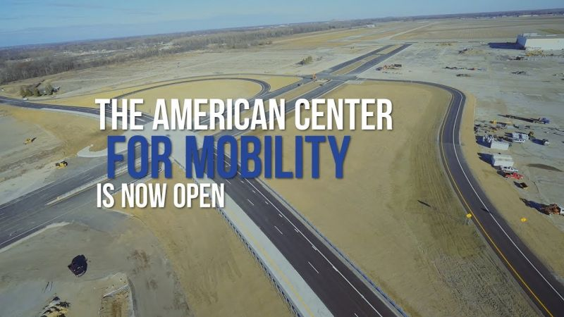 American Center for Mobility Chooses Microsoft as Cloud Provider