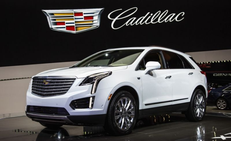 Cadillac President Is Out Amid Falling Sales — GM