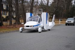 Terrafugia Supplements Flying Car Operations after Geely Acquisition