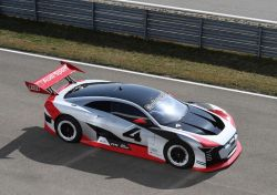 Audi e-tron Vision Gran Turismo Goes From Virtual Reality to Real-Life Car
