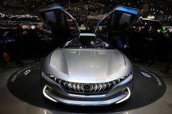 Automobili Pininfarina Reveals All-Electric Supercar