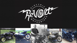 Revolt to Electrify BMW's Classic R71 Motorcycle