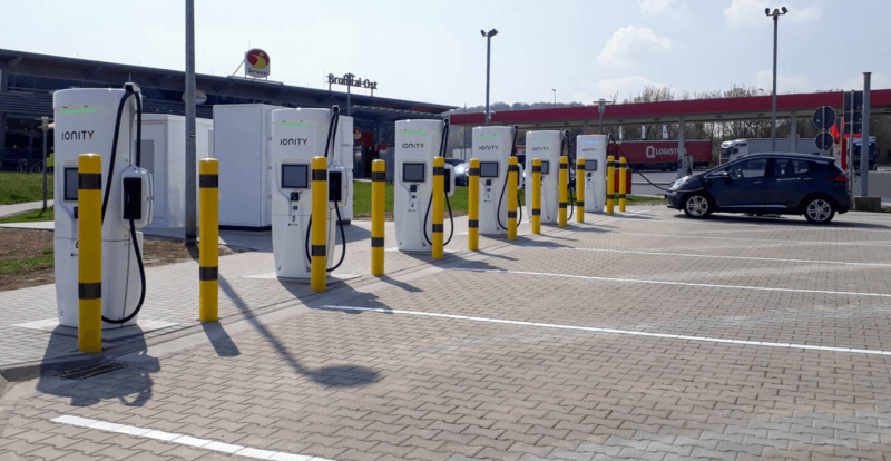 IONITY Launches EV Charging Station, Partnership Rumors