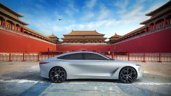 Infiniti Confirms a New EV Platform Based on the Q Concept