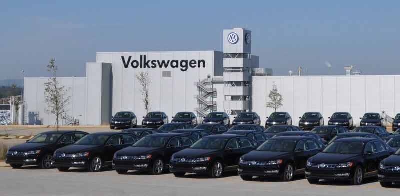 VW Investing $18 Billion into Chinese Joint Ventures for Automotive Technology