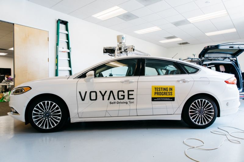 Robo-Taxi Startup Voyage to Make its Autonomous Safety Systems Open Source