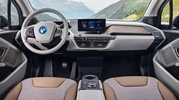 Bmw Reveals The New All Electric Ix3 In Beijing