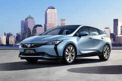 Buick Velite 6 Hybrid is GM's First Vehicle in its Ambitious EV Plan