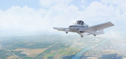 Terrafugia Partners with CEVT to Bring Flying Car to Market