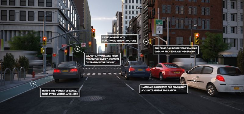 Parallel Domain Looks to Train Autonomous Vehicles in Virtual Reality