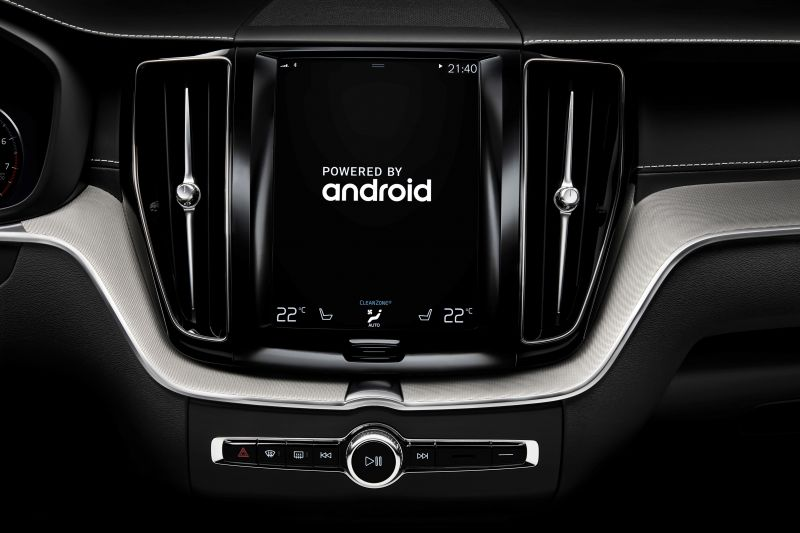 Volvo Cars to Embed Google Assistant, Google Play & Google Maps in its Next-Gen Infotainment System