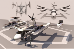 Uber Announces Research Partnership with NASA on Flying Urban Taxis