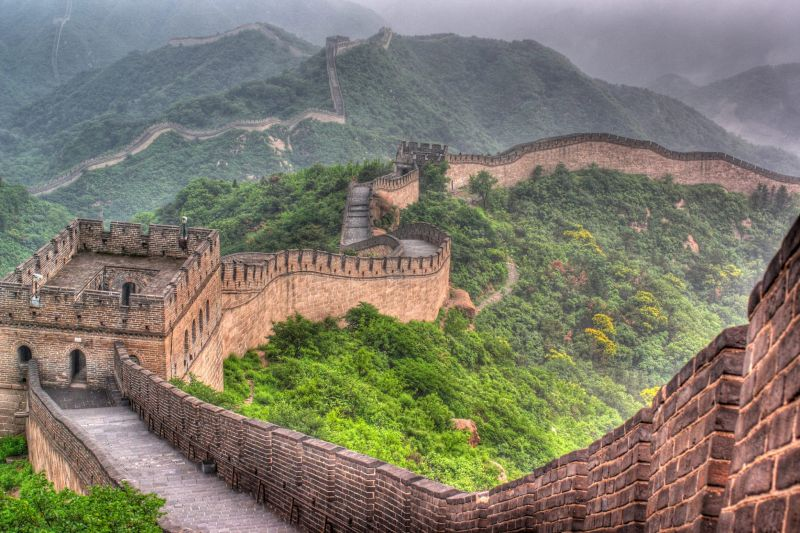 Intel to Deploy Drones for Great Wall of China Restoration Project