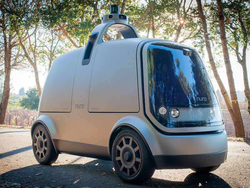 Arizona to Become Testing Grounds For Nuro's Autonomous Delivery Cars