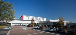 Burning Through Cash, Tesla Puts Up its Fremont Factory As Collateral