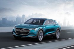 Audi Plans to Sell 800,000 EVs and Hybrid Cars by 2025