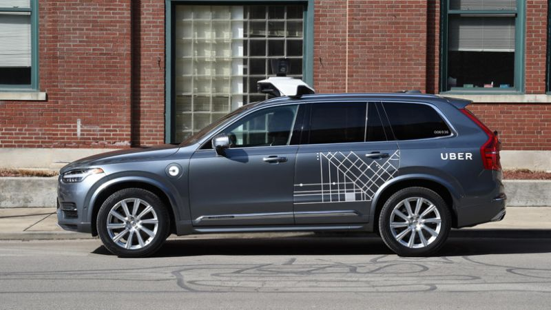 """Uber Says its Self-Driving Cars Will be Back on the Road in """"a Few Months"""""""