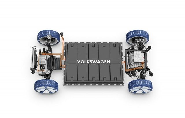 Volkswagen Increases EV Battery Contracts to $48 Billion