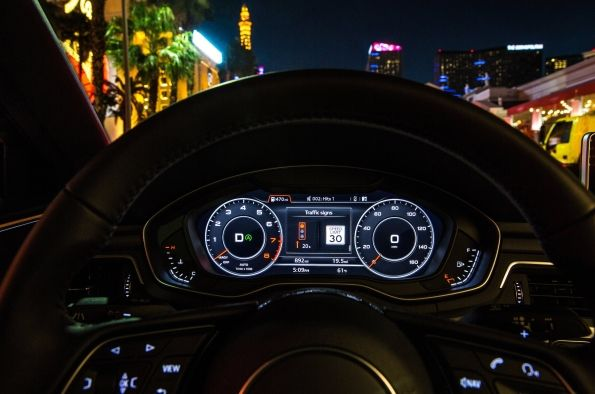 Audi Expands Traffic Light Information system to 10 U.S. Cities